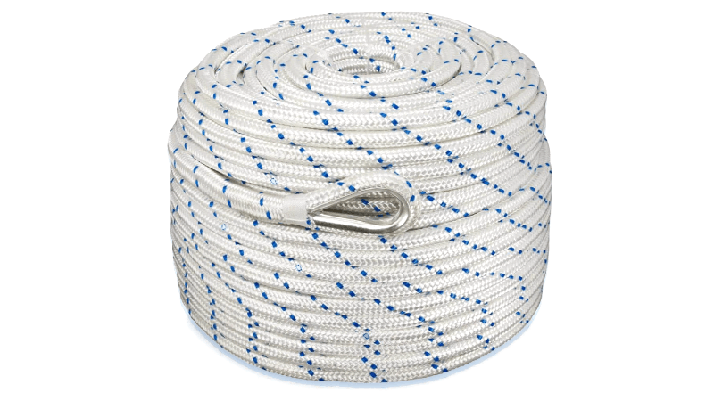 Norestar Double Braided Nylon Anchor Rope