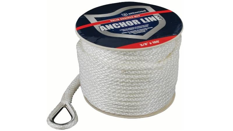 attwood Solid Braid MFP Anchor Line