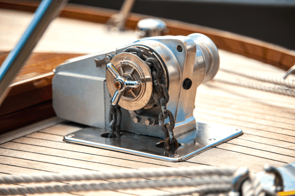 best anchor winches for pontoon boat